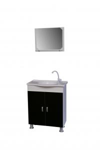 Gabinete para banheiro c linea + kit hidráulico